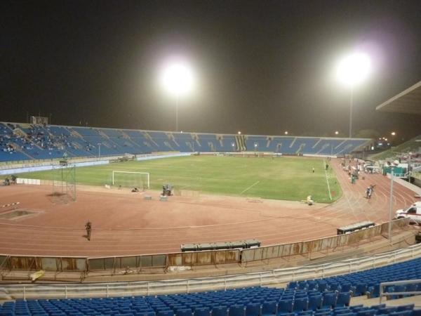 Prince Abdullah bin Abdul Aziz Stadium (King Abdullah Sport City Stadium)