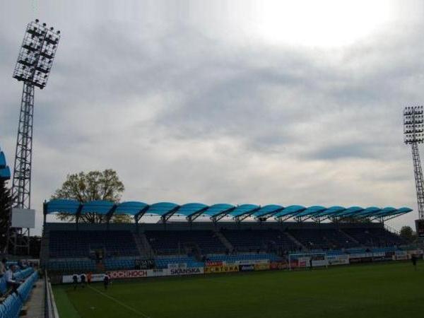 Fotbalový stadion Střelecký ostrov, Ceské Budejovice