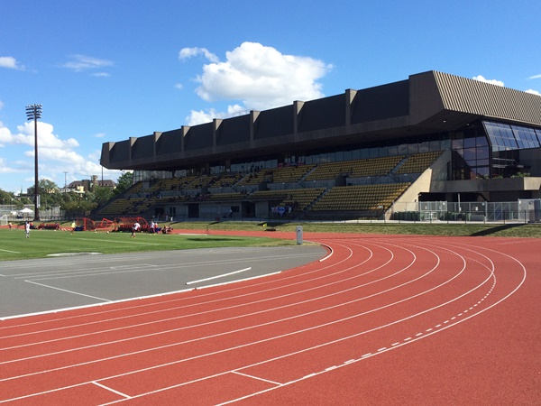 Complexe sportif Claude-Robillard, Montreal, Quebec