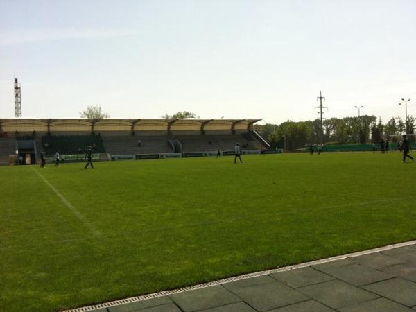 Stadion Akademii FK Krasnodar, Krasnodar