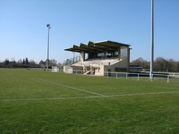 Stade André Mabille, La Brède