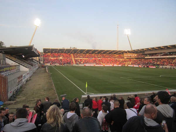 Stade Charles Tondreau, Mons