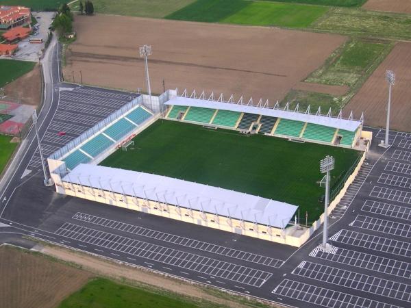 SKODA Xanthi Arena, Pigadia