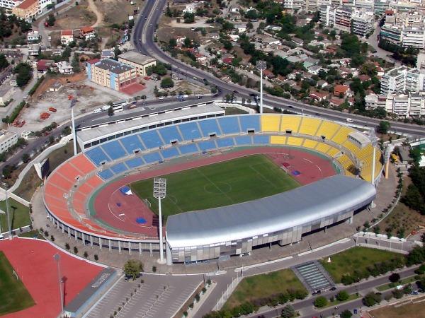 Kaftanzoglio Stadio, Thessaloníki