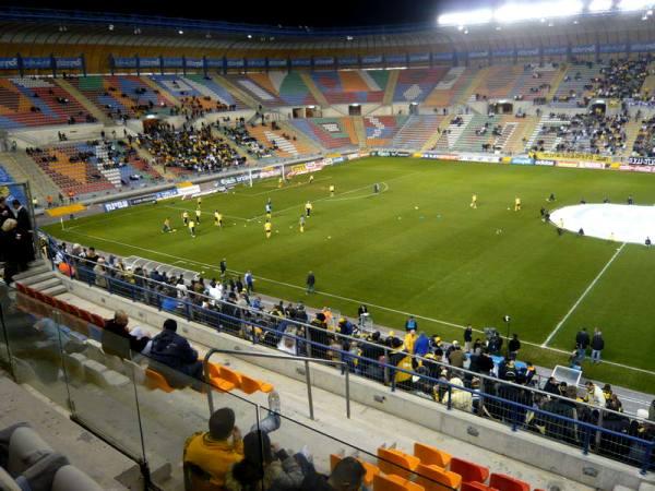 Teddi Malcha Stadium, Jerusalem