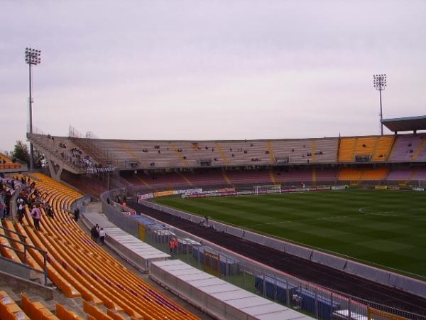 Stadio Comunale Via del Mare, Lecce