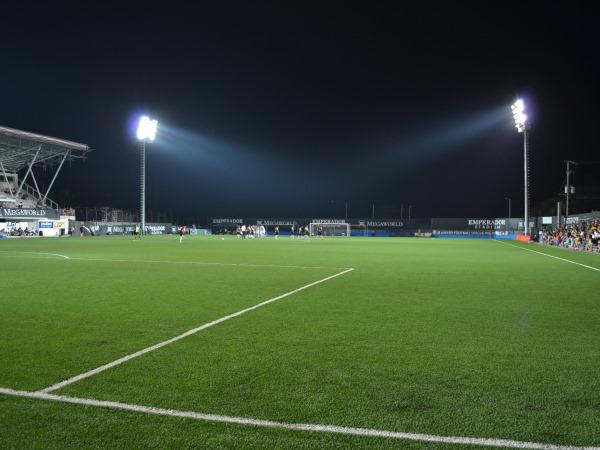 Mckinley Hill Football Field, Taguig