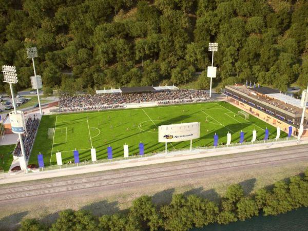 Highmark Stadium, Pittsburgh, Pennsylvania