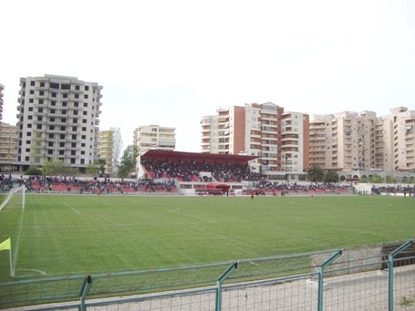 Stadiumi Flamurtari, Vlorë