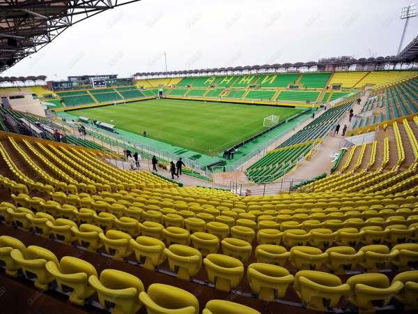 Anzhi-Arena, Kaspiysk