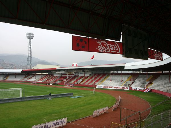 Samsun 19 Mayıs Stadyumu, Samsun