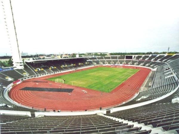 Helsingin olympiastadion, Helsinki (Helsingfors)