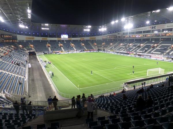 GHELAMCO-arena, Gent