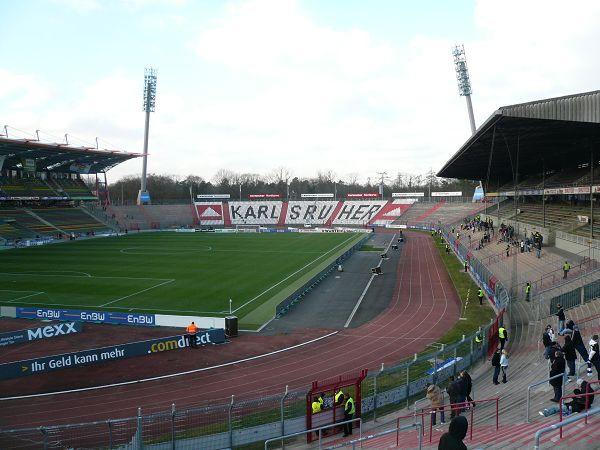 Wildparkstadion, Karlsruhe