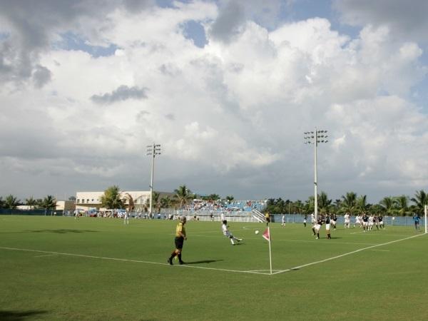 FAU Soccer Stadium, Boca Raton, Florida