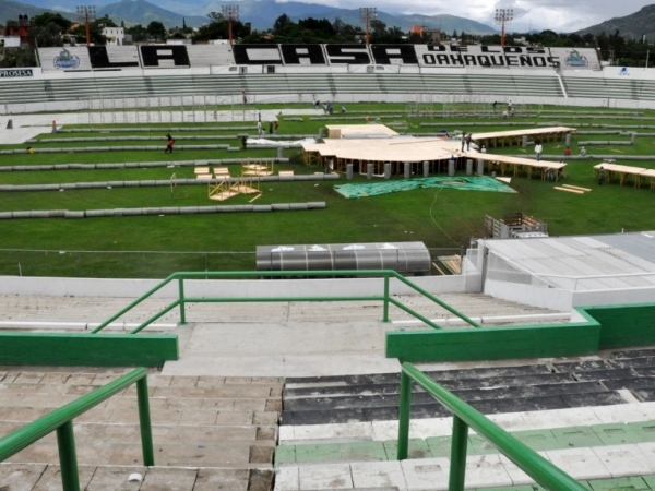 Estadio Benito Juárez, Oaxaca