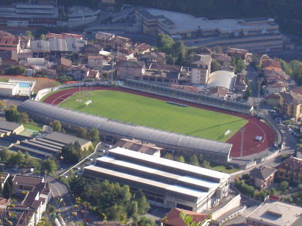 Nuovo Stadio Comunale, Lumezzane