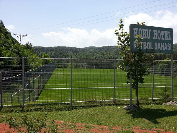 Koru Hotel Futbol Sahası, Bolu
