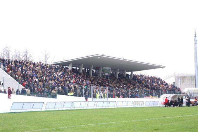 Stadio Pier Giovanni Mecchia, Portogruaro