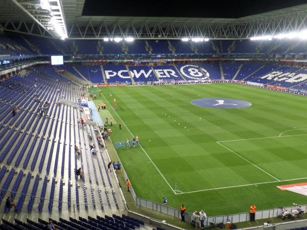 RCDE Stadium, Cornella de Llobregat