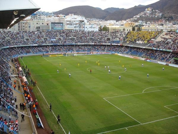 Estadio Heliodoro Rodríguez Lopéz, Santa Cruz de Tenerife (Tenerife)
