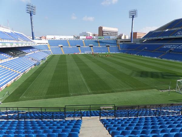 Estadio José Rico Pérez, Alicante