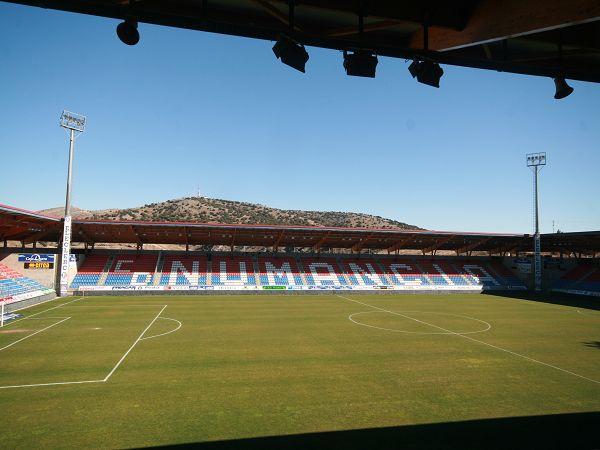 Nuevo Estadio Los Pajaritos, Soria