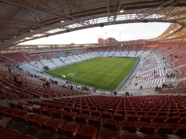 Estadio Nueva Condomina, Murcia