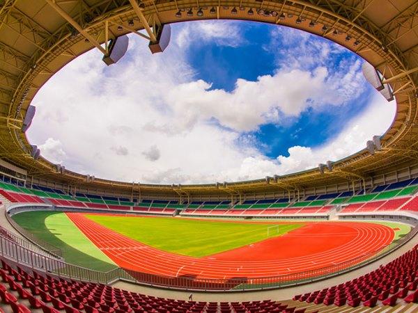 Wunna Theikdi Football Stadium (Zabu Thiri stadium), Nay Pyi Taw