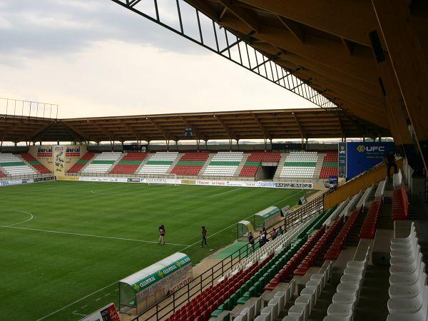 Estadio Ruta de la Plata, Zamora