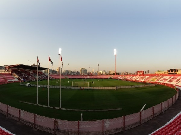 Al-Rashid Stadium (Al Ahli Stadium), Dubayy (Dubai)