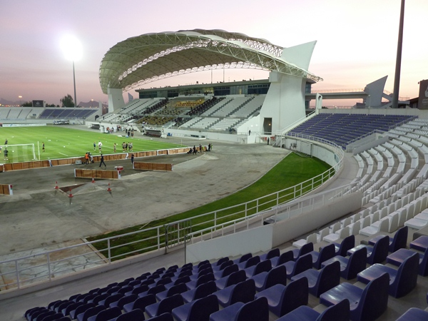 Sheikh Khalifa International Stadium, Al-'Ayn (Al Ain)