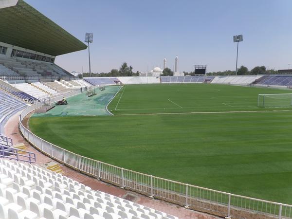 Tahnoun Bin Mohamed Stadium, Al-'Ayn (Al Ain)