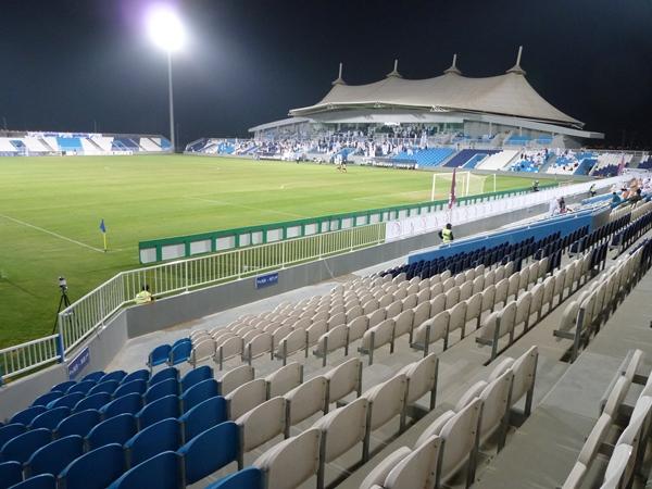 Bani Yas Stadium, Bani Yas