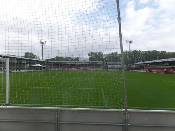 Estadio Municipal de Anduva, Miranda de Ebro