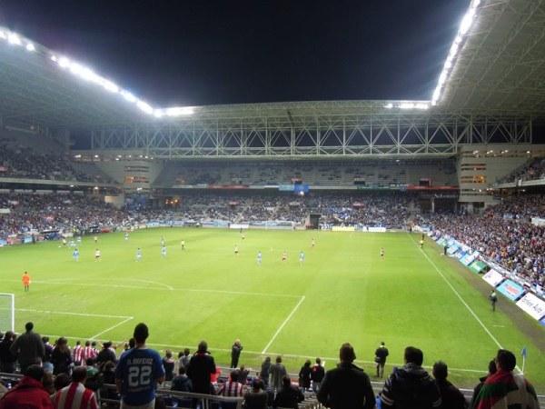 Estadio Nuevo Carlos Tartiere, Oviedo