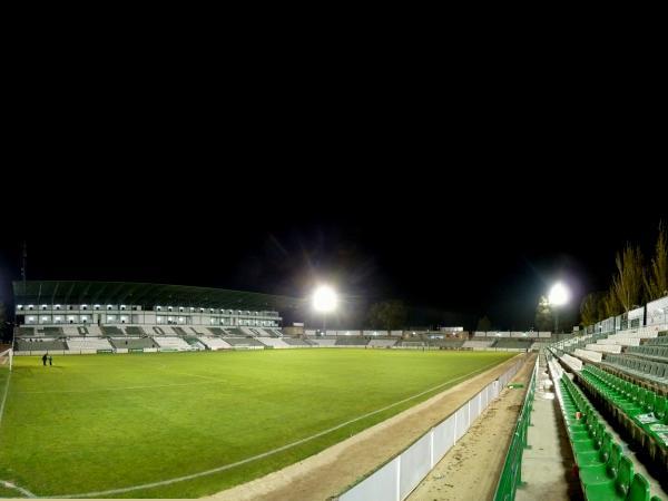 Estadio Municipal Salto del Caballo, Toledo