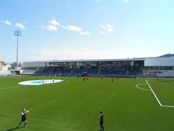 Sportpark Bergholz, Wil