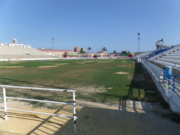 Estadio Municipal Guillermo Amor, Benidorm