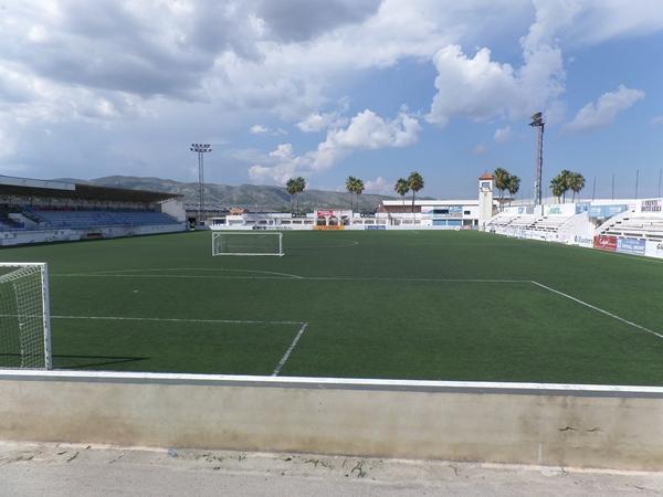 Estadio Municipal El Clariano, Ontinyent / Onteniente