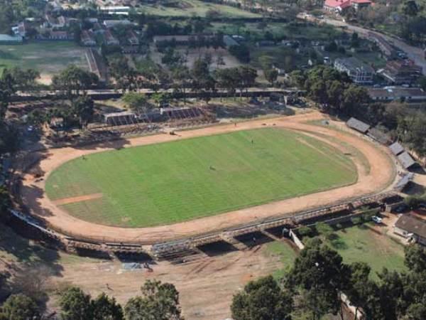 Kenyatta Stadium, Machakos