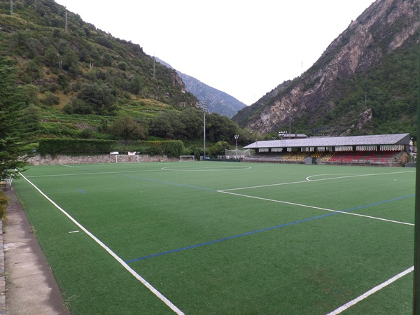 Camp de Futbol d'Aixovall, Sant Julià de Lòria