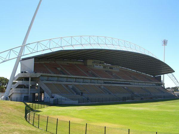 Athlone Stadium, Cape Town, WC