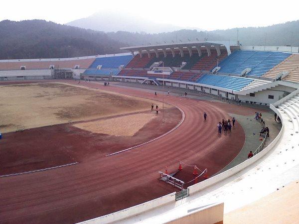 Gumi Civic Stadium, Gumi