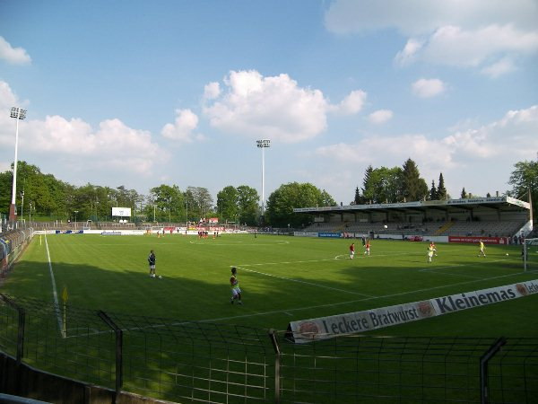 Heidewaldstadion, Gütersloh