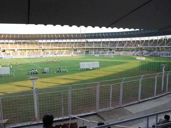Jawaharlal Nehru Stadium (Fatorda Stadium), Margao, Goa