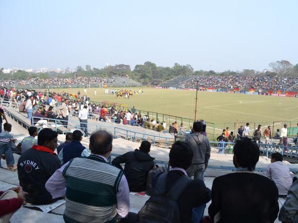 Mohun Bagan Ground, Kalkātā (Kolkata), West Bengal