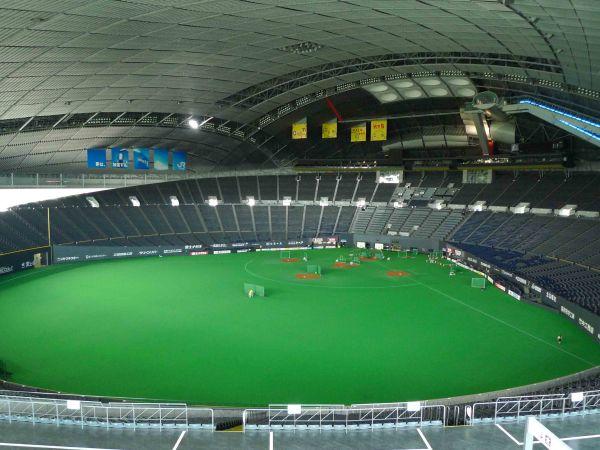 Sapporo Dome, Sapporo