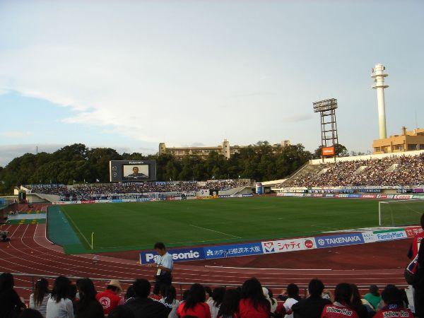 Expo '70 Commemorative Stadium, Suita