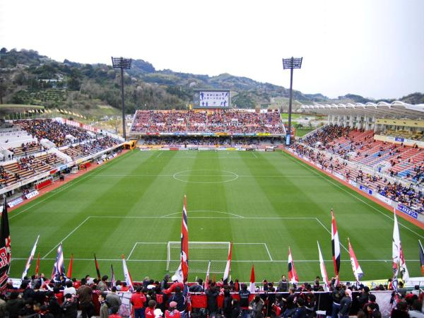 IAI Stadium Nihondaira, Shizuoka
